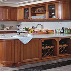 Custom home kitchen cabinets design