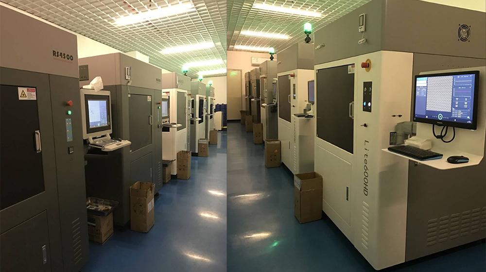 industrial 3d printer metal