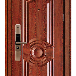cheap Armored door with a low price, provide a range of customized doors