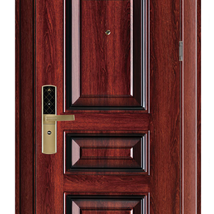 steel entry doors with a low price, provide a range of customized doors, factory