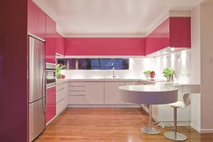 Dream kitchen with a low price,provide a range of customized kitchen