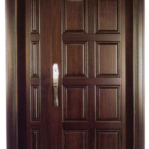 fashion  hardwood doors, solid wood door, preferred BuilDec