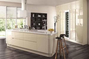 custom-made kitchen cupboards with a low price,factory
