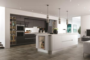 custom-made wet kitchen with a low price, suppliers