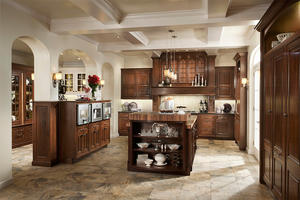 classic kitchen with a low price,provide a range of customized kitchen.