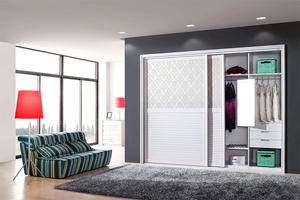 Sliding Wardrobe Doors - WYA 012
