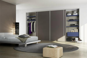 Sliding Wardrobe Doors - WYA 013