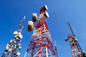 Self Supporting Telecom Tower, Attenna GSM Tower