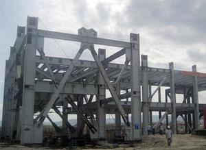 Air Cooling System Steel Structure ,China Supplier,