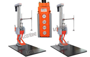 800*800*800mm Drop Weight Impact Testing Machine With ISO Certificate