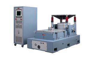 Vertical With Horizontal Vibration Test Machine 1000kg.f Sine Force Meet IEC, MIL-STD Standards