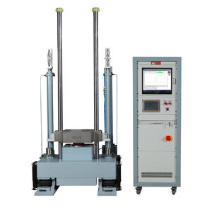 Half Sine Shock Test Machine For Consumer Electronics Impact Testing