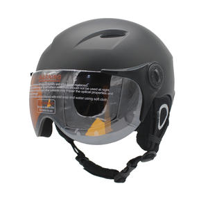 Custom ski helmet design with ski helmet manufacturers