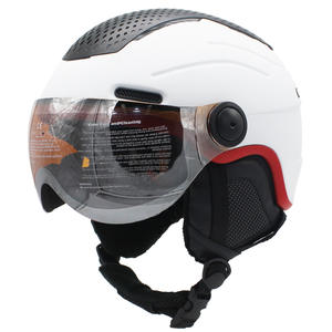 Ski Helmet With Visor SP-S718V Bluetooth Helmet Factory