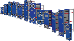 Gasketed Plate Heat Exchangers | HFM