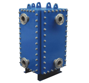 Welded Plate Heat Exchanger - all welded & semi welded