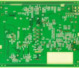 4L 2oz Green immersion gold IC substrate board