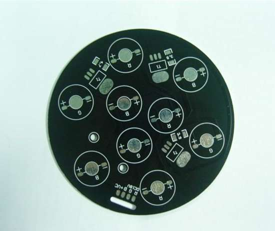 single-side thickness1.6mm 2oz Lead-free HASL Aluminum pcb