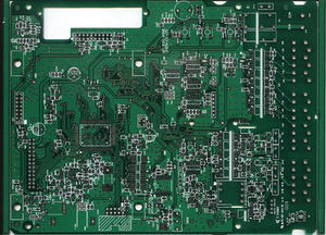 laminate manufacturers 8L min-hole 0.25mm Carbon HASL PCB board pcb factory