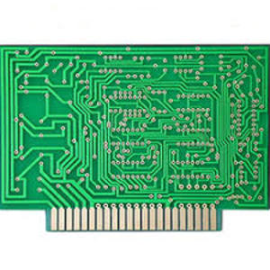 fab 8L thickness 2.0mm min-hole0.1mm gold-finger rigid PCB supply