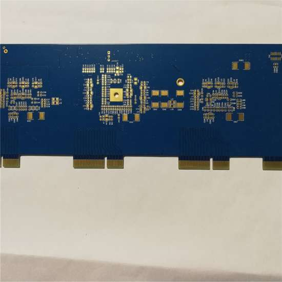 6L TG170 gold-finger PCB