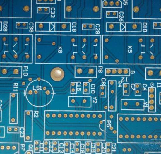 double-side immersion gold heavy copper PCB