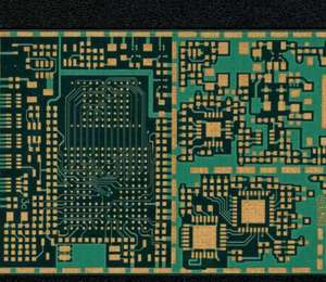 6L FR4 immersion gold PCB board