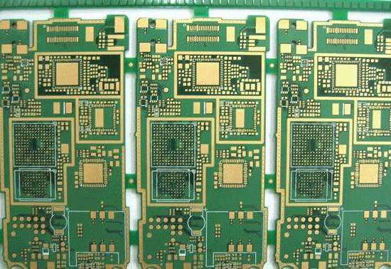 4L FR4 immersion gold impedance control PCB