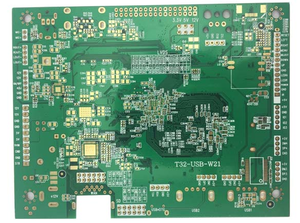 electronics 8L 1.6mm FR4 impedance control PCB exporter