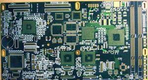 fabrication 10L Industrial control impedance PCB exporter