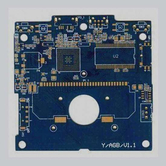 4L immersion gold epoxy resin OSP PCB board