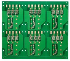laminate manufacturers 2L 1oz FR4 OSP board pcb factory