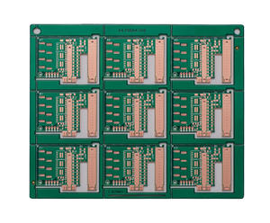 local manufacturer 12L thickness 2.4mm FR4 osp circuit board wholesaler