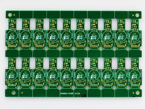 electronics 4L 2oz min-hole0.4mm immersion gold circuit board pcb factory