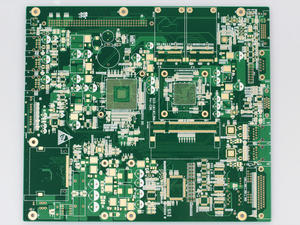 express 6L 3.8-4.4mil 1-3um immersion gold printed circuit board wholesaler