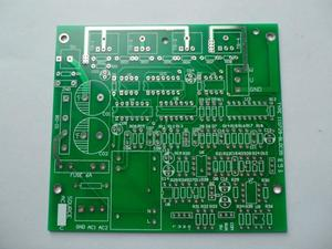 electronics 4L HASL black core FR4 circuit board pcb manufacturer