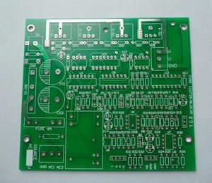 4L HASL black core FR4 circuit board