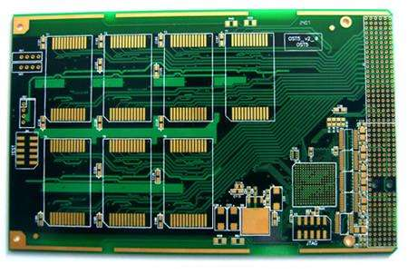 10L High TG Precise immersion gold PCB