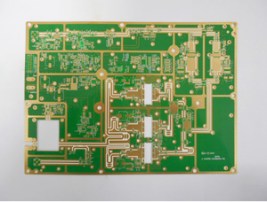 OEM 10L Teflon 3oz 3.5-4.7mil immersion gold printed circuit board  expert