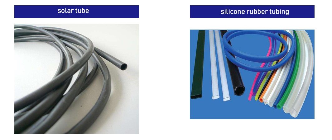 flexible silicone rubber