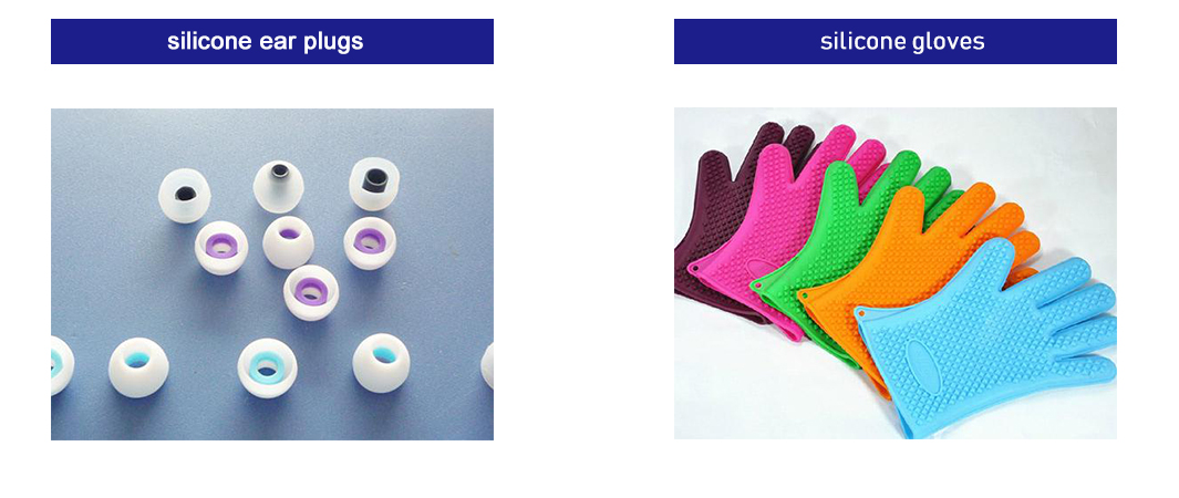 very soft silicone rubber