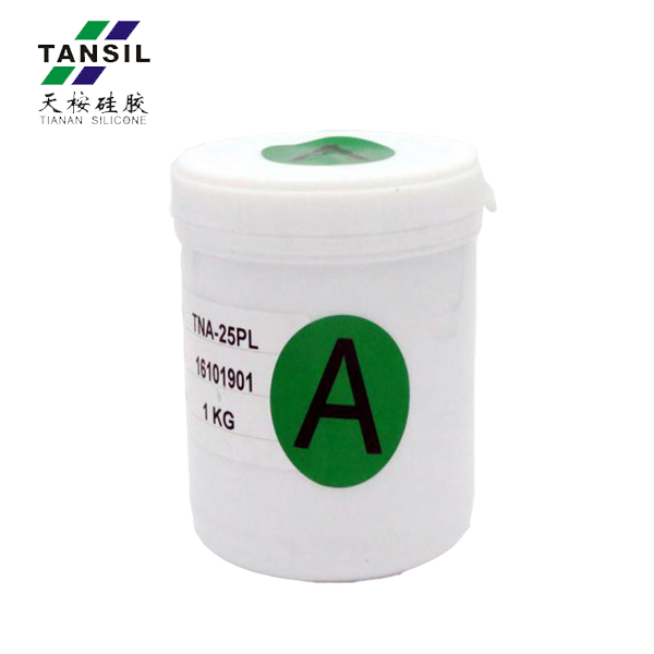 high transparent liquid silicone rubber