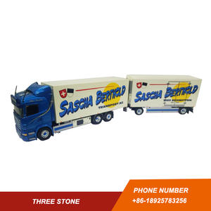 Custom-made scale truck model manufacturers,1/50 scale