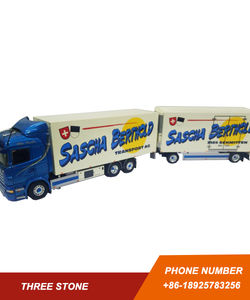 TEKNO 1/50 SCANLA scale truck model