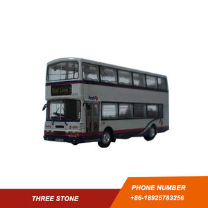 High quality scale model bus manufacturers