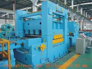Metal 8-25 Mm Thick Plate Leveler Machine(KJWH)