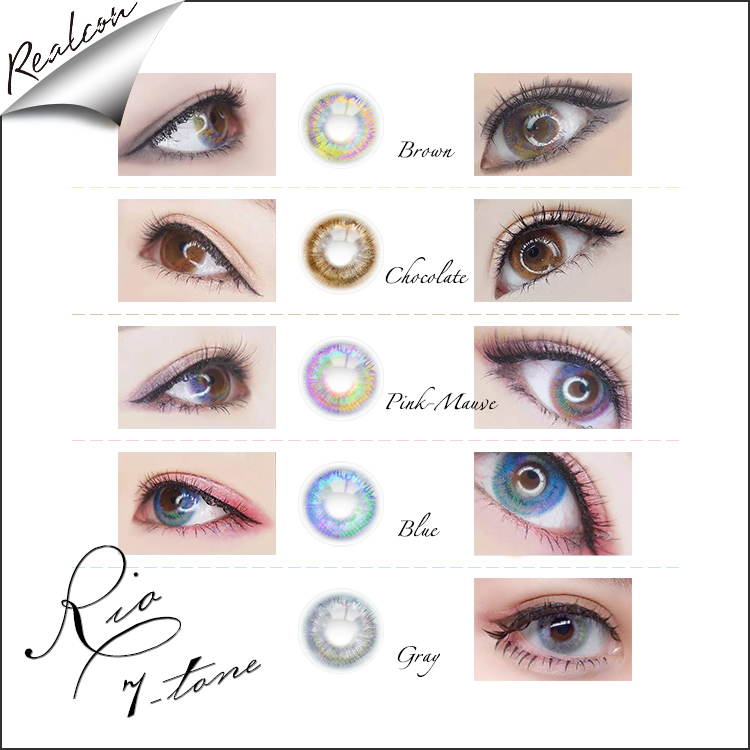 soft color contacts