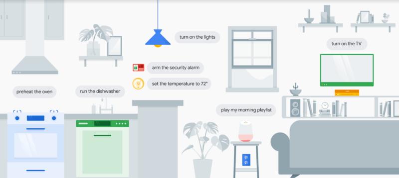 Google扩展了助理设备网络,增加了多语言支持