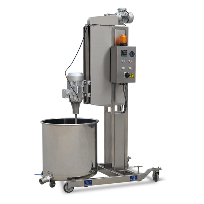 Batter Mixer Machine DJJ200 - II