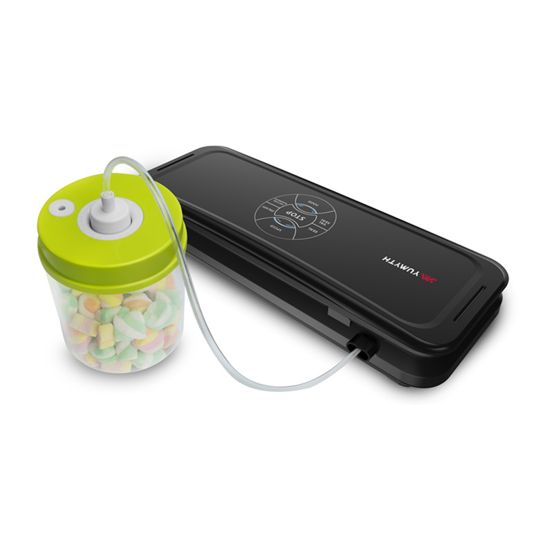 Jar vacuum sealer machine, VS6683P